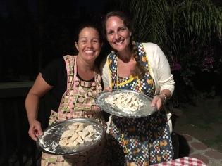 Homemade pasta class, Venice, CA
