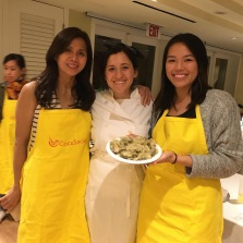 Dumpling Class, Hotel Amarano